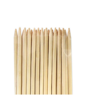 PME Toffee Apple Bamboo Sticks PK/30 (13cm) - SimplyCakeCraft