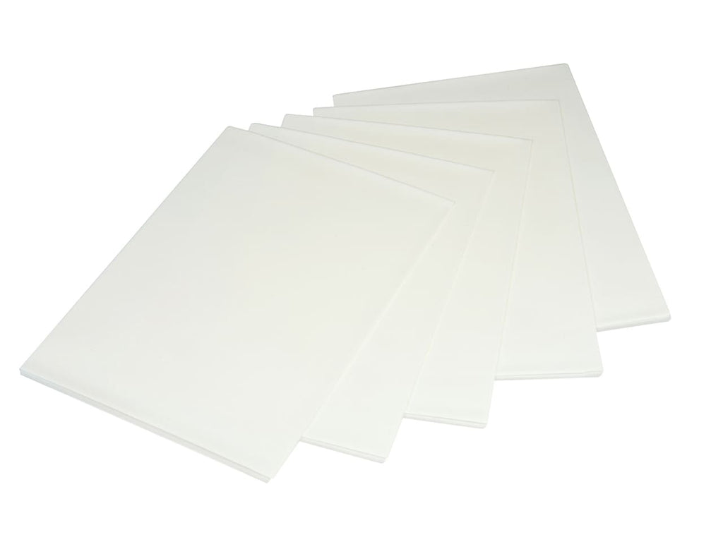 A4 Edible Plain Wafer Paper Sheets (Rice Paper) - SimplyCakeCraft