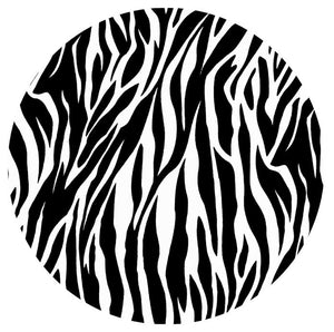 Zebra Animal Print Printed Sugar Icing Sheet - SimplyCakeCraft