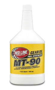 Redline MT-90 75W90 GL-4 Gear Oil