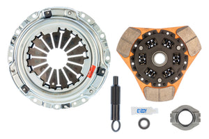 Exedy 1994-2001 Acura Integra L4 Stage 2 Cerametallic Clutch Thick Disc