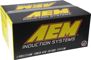 AEM 88-91 Civic EX/SI CRX SI Red Short Ram Intake