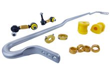 Load image into Gallery viewer, Whiteline 12+ Scion FR-S / 12+ Subaru BRZ / 12+ Toyota 86 Rear 18mm X Adj HD Swaybar w/ Endlinks