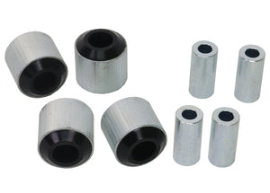 Whiteline Plus BMW 08-11 1 Series / 06-11 3 Series Rear Trailing Arm Lower Front & Rear Bushing