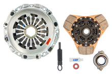 Load image into Gallery viewer, Exedy 2005-2005 Saab 9-2X Aero H4 Stage 2 Cerametallic Clutch 4 Puck Disc