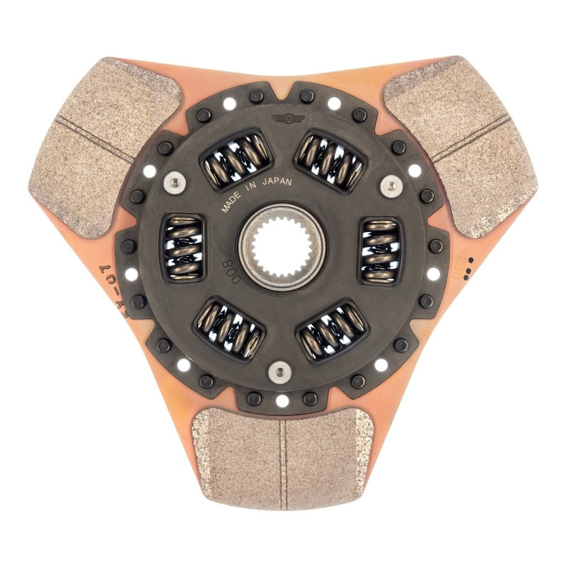 Exedy Stage 2 Replacement Clutch Disc (Fits 15950 & 15950HD)