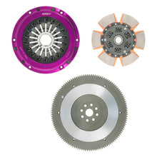 Load image into Gallery viewer, Exedy 2004-2014 Subaru Impreza WRX STI H4 Hyper Single Clutch Sprung Center Disc Pull Type