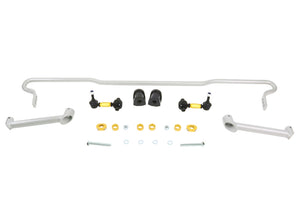 Whiteline 12+ Scion FR-S / 12+ Subaru BRZ / 12+ Toyota 86 Rear 18mm X Adj HD Swaybar w/ Endlinks