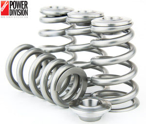 GSC Power-Division CONICAL Valve Spring with Ti Retainer for Gen 2/3 3SGTE