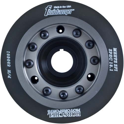 Fluidampr Performance Damper For 1990-2001 Honda B series engines