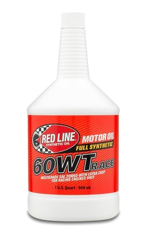 Redline 60WT Race Oil