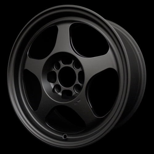 Rota Slipstream 15x8 +35 4x100 Flat Black
