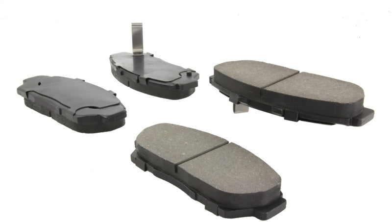 StopTech Performance 93-95 Honda Civic Coupe / 94-95 Civic Hatchback/Sedan Front Brake Pads