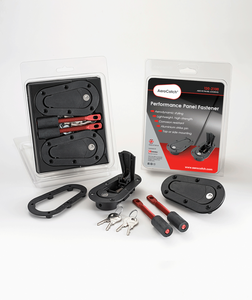 AeroCatch Above Panel Locking Latch Kit