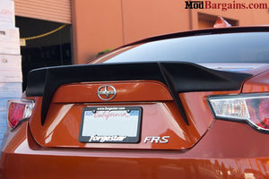 Carbon Fiber Trunk Lid Spoiler for 2012-16 Scion FR-S/Subaru BRZ [ZN6/ZC6] CFW Style