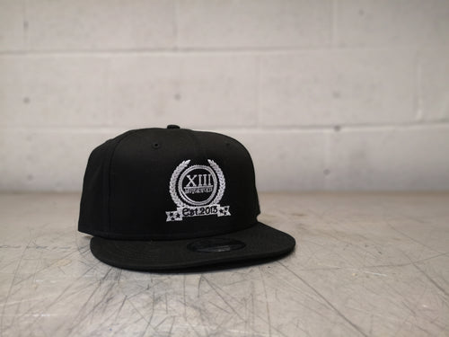 Xiiimotorsport Crest Logo Hat - 9Fifty