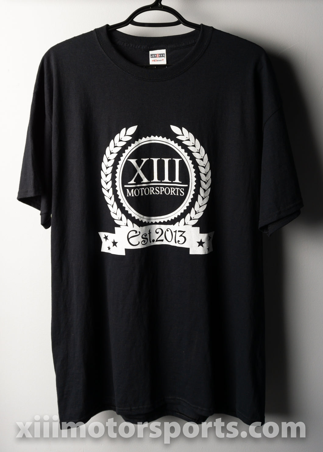 XIIIMOTORSPORTS T-shirt Large Crest