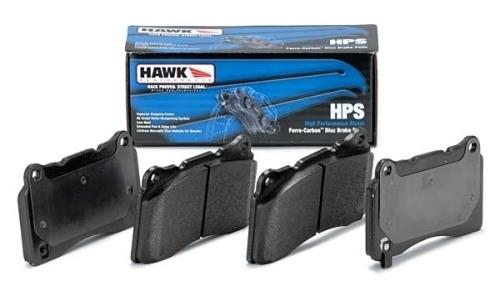 Hawk HPS Rear Brake Pads (FRS/BRZ)