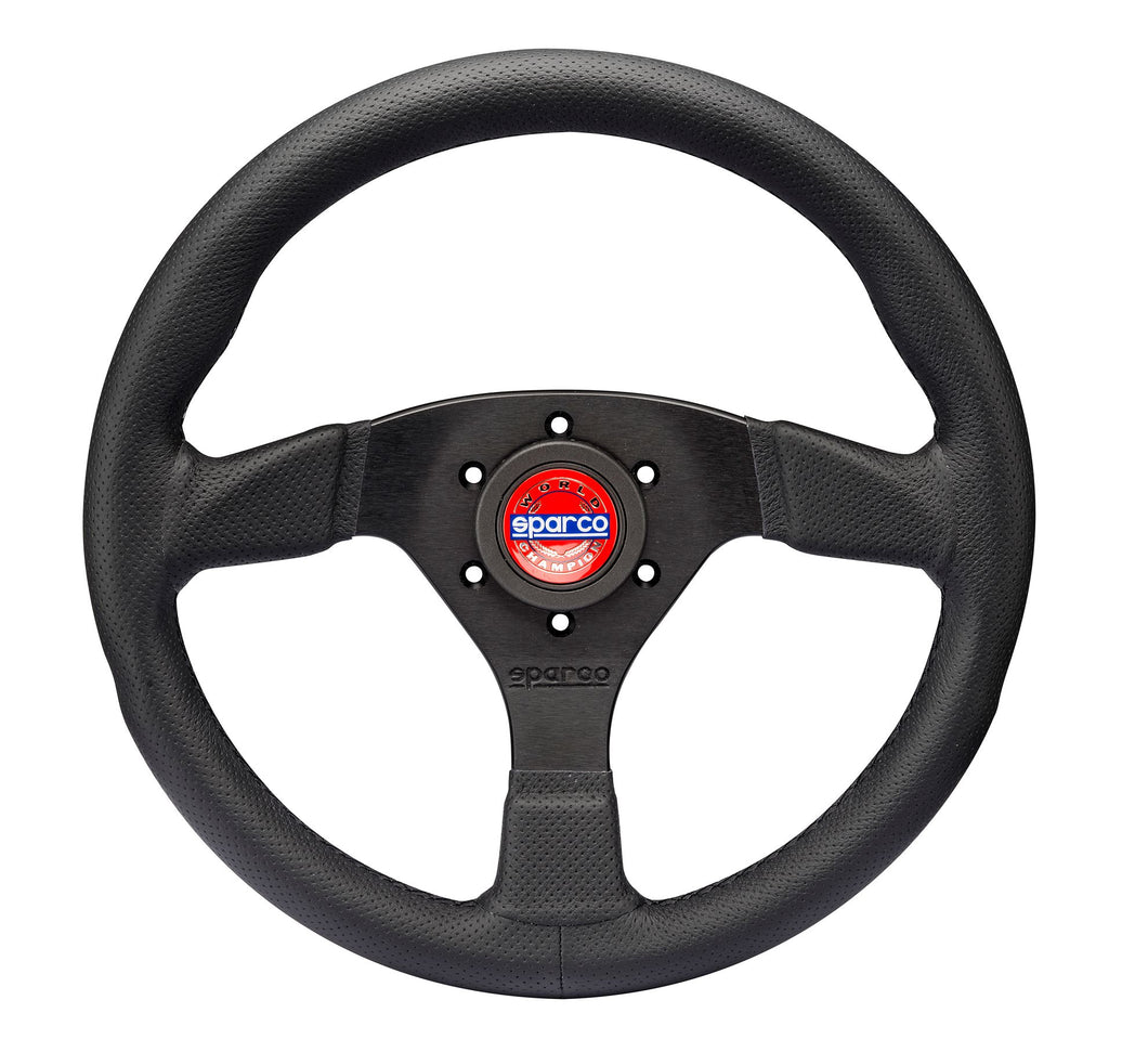 Sparco R383 Champion 330mm Steering wheel