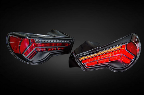 Buddy Club V2 LED Tail lights (BRZ/FRS) 2013-2019