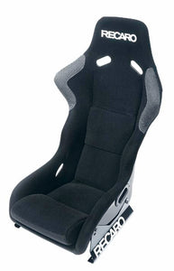 Recaro SPG Black Velour