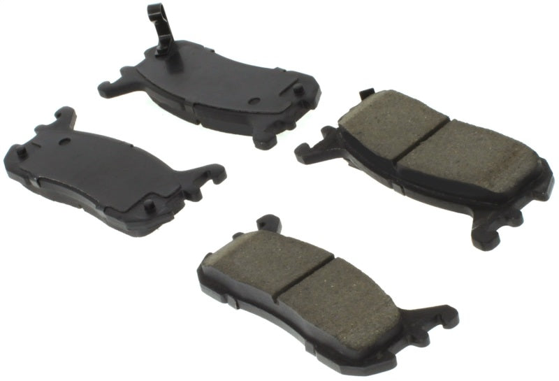 StopTech Performance 94-97/99-05 Miata w/ Normal Suspension Rear Brake Pads D636