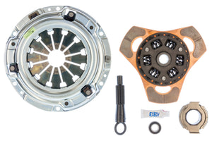 Exedy 1988-1989 Honda Civic L4 Stage 2 Cerametallic Clutch Thin Disc