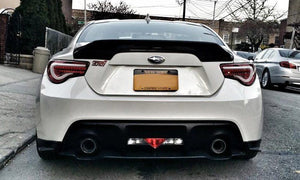 Valenti Sequential  LED Tail Lights  Red with White Inside for 2013-2019 Scion FR-S/Subaru BRZ