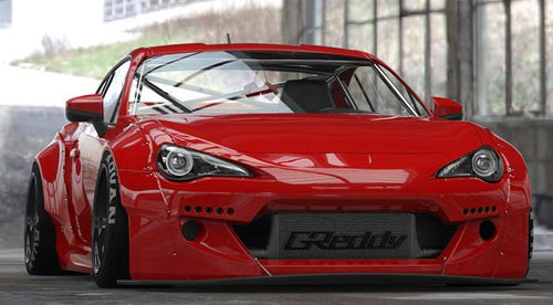 Greddy Full Rocket Bunny 86/FRS/BRZ Wide-Body Aero Kit  Ver.2 2013