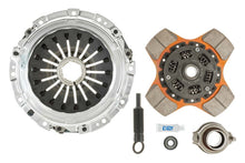 Load image into Gallery viewer, Exedy 2004-2014 Subaru Impreza WRX STI H4 Stage 2 Cerametallic Clutch 4 Puck Disc
