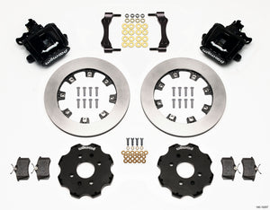 Wilwood Combination Parking Brake Rear Kit 12.19in Civic / Integra Disc 2.39 Hub Offset
