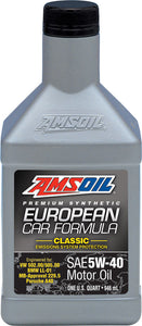 Amsoil European Car Formula 5W-40 Classic ESP Synthetic Motor Oil