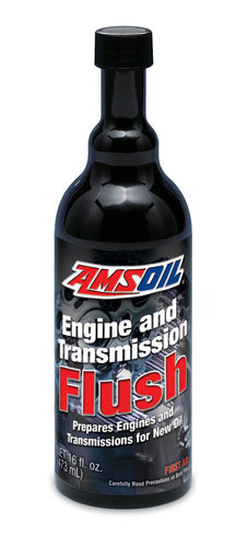 Amsoil Engine & Transmission Flush