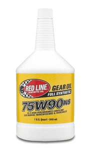 Redline 75W90NS GL-5 Gear Oil