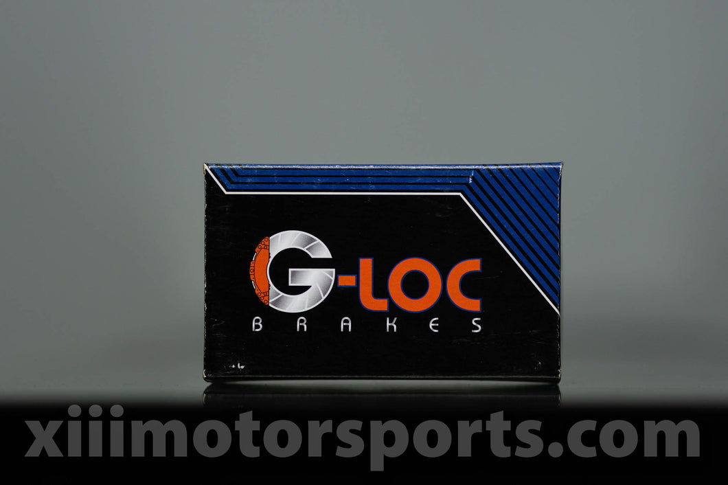 G-LOC R10 Brake Pads 350Z Brembo Calipers
