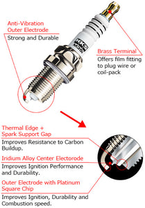 HKS Super Fire Racing Spark Plug