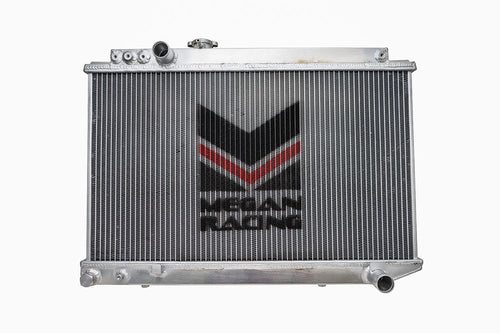 Megan Racing Aluminium Radiator Toyota Supra 1986-1992 MR-RT-TS86T