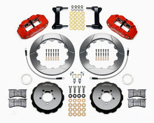 Load image into Gallery viewer, Wilwood 6R Big Brake Front Brake Kit Slotted (BRZ/FRS) 2013-2016