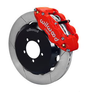 Wilwood 6R Big Brake Front Brake Kit Slotted (BRZ/FRS) 2013-2016