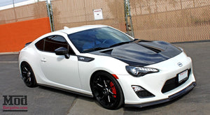 Carbon Fiber Vented Hood for 2012-14 Scion FR-S/Subaru BRZ [ZN6/ZC6] Sport Type