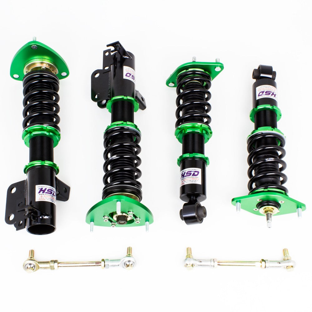 HSD Monopro Black Coilovers (BRZ/FRS) 2013-2016
