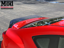 Load image into Gallery viewer, Carbon Fiber Trunk Spoiler for 2012-16 Scion FR-S/Subaru BRZ [ZN6/ZC6] Duck Bill Style