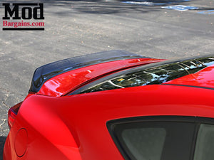 Carbon Fiber Trunk Spoiler for 2012-16 Scion FR-S/Subaru BRZ [ZN6/ZC6] Duck Bill Style