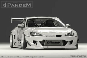 Greddy Pandem Full Rocket Bunny 86/FRS/BRZ Wide-Body Aero Kit  Ver.3 2013-2016