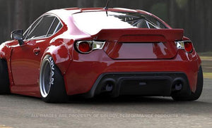 Greddy Rocketbunny V3 Ducktail wing