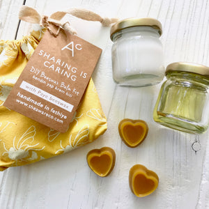 DIY Beeswax Balm Kit