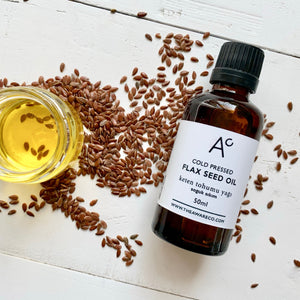 Flax Seed Oil 50ml