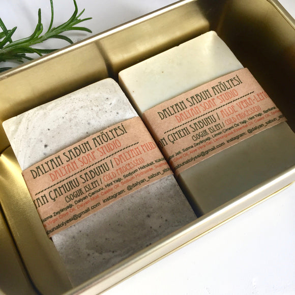 Duo of Soaps