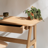Kirkwood Writing Desk in Oak - Quanstrom Studio