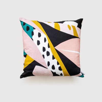 Cushion Cover by Paper Plant Studio - Quanstrom Studio